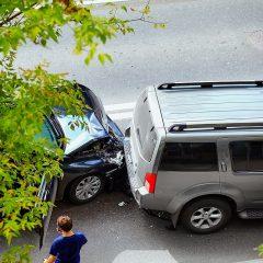 דרך ההתנהלות הנכונה במקרה של תאונת דרכים